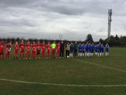 Match U15 Coupe Gilbert Pestre Le Cheylard 17022018 - Association Sportive de Cornas