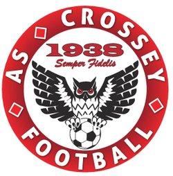 ASCF - Nouveau logo - AS Crossey Football