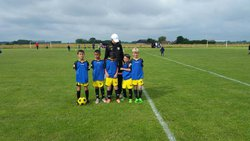 TOURNOI INTERNATIONAL U8/U9 A SEBOURS (4e/32) - AS CUINCY FOOTBALL