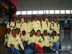 Voyage U13 à Bordeaux en 2006 - ASSOCIATION SPORTIVE LE DRAGON