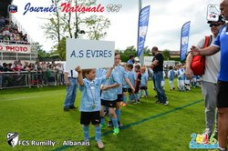 U7 RUMILLY - A.S.EVIRES