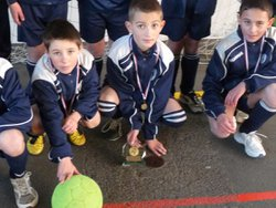 QUALIF U11 EN SALLE - FOOTBALL CLUB BIGOUDEN