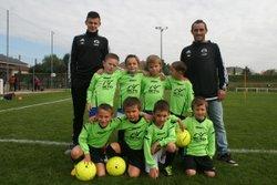 Plateau U6-U7 - Association Sportive Louchyssoise