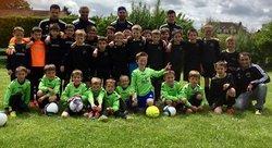 Ecole de foot AS Louchy, saison 2016 - 2017 - Association Sportive Louchyssoise