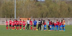 U13 1 : AS NOMEXY VINCEY - MIRECOURT - 25 Mars 2017 - AS  NOMEXY-VINCEY