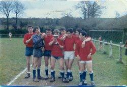 Les premières équipes de l'amicale sportive de Saint-Yvi - amicale sportive de saint-yvi