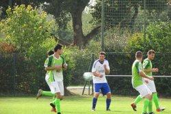 ASSM Equipe A - Photos du match contre Landevieille du 9 octobre 2016 - Coupe de Vendée - A.S.St Maixent sur Vie