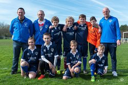 Benjamins (B) - Tourville   - 11/03/2017 - - AS TREPORT FOOTBALL
