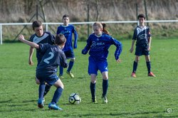 Benjamins (A) - Neuville   - 11/03/2017 - - AS TREPORT FOOTBALL