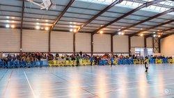 Tournoi en salle Poussins - 07 /01/2017 - - AS TREPORT FOOTBALL