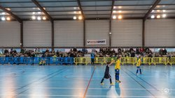 Tournoi en salle Pré-Poussins - 07/01/2018 - - AS TREPORT FOOTBALL