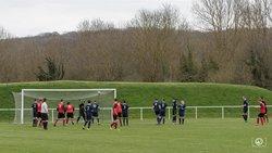 U18 - Envermeu  - 07/04/2018 - - AS TREPORT FOOTBALL