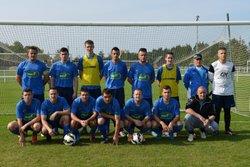 Seniors (B) - Bouvaincourt  04/10/2015 - AS TREPORT FOOTBALL