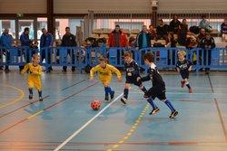 Tournoi en salle Débutants 2015 - AS TREPORT FOOTBALL