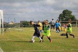 Tournoi Débutants et Poussins de Mesnil-Réaume du 27/06/2015 - AS TREPORT FOOTBALL