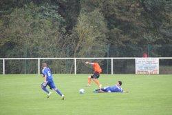 U18 - Luneray - 01/10/2016 - - AS TREPORT FOOTBALL