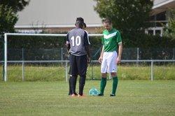 1er tour Coupe de France - Football club d'Arnas