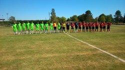 Coupe de France - 30/08/2015 - AS ARNASSIENNE
