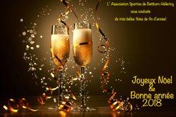 L' Association Sportive de Bettborn Hellering vous souhaite de très belles fêtes de fin d'année. - AS BETTBORN HELLERING