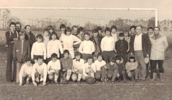EQUIPE 1971 - ASSOCIATION SPORTIVE CHAVEYRIAT CHANOZ