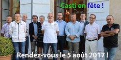 Casti en fête, c'est le 5 août 2017 ! - Association sportive Cahuzac Castillonnès Lalandusse