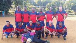 MATCH AMICAL VS AS CARIB DU 20/08/2016 - A.S.C.  DOUANES ET FINANCES GUYANE
