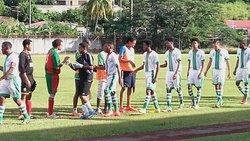 1er match de l'année 2017 réussi, victoire 2-0 face a St-François - ASCAL LA FREGATE