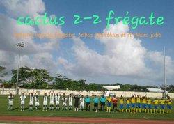 dimanche 22 octobre 2017 championnat R2 - ASCAL LA FREGATE