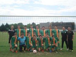 Les photos du sacre de nos U17 - A.S. CLERY MAREAU FOOTBALL CLUB