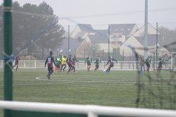 L'ASM de Brest vs PLOUZANE  ACF - A.S. MAHORAISE BREST