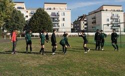 ASCO U17 B contre Ternes Paris Ouest 2 - Association Sportive des Cheminots de l'Ouest (A.S.C.O.)