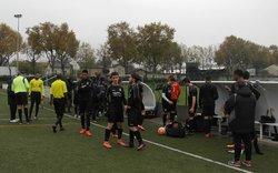 Match ASCO - U19 contre Jsc Nanterre - Association Sportive des Cheminots de l'Ouest (A.S.C.O.)