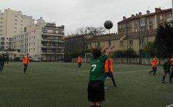 U17 équipe 1 contre Courbevoie Sports 2 - Association Sportive des Cheminots de l'Ouest (A.S.C.O.)