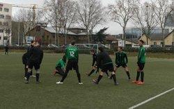 U19 ASCO contre PLESSIS ROBINSON - Association Sportive des Cheminots de l'Ouest (A.S.C.O.)