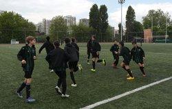 U15 C contre Neuilly Olympique - Association Sportive des Cheminots de l'Ouest (A.S.C.O.)