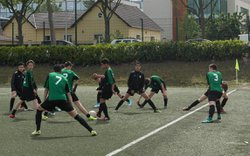 U17 B contre SAINT CLOUD - Association Sportive des Cheminots de l'Ouest (A.S.C.O.)
