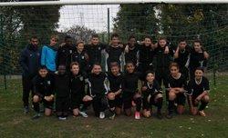 A.S.C.O. (U15 A) Amical contre La GARENNE - Association Sportive des Cheminots de l'Ouest (A.S.C.O.)