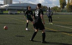 A.S.C.O. (U19) Coupe des Hauts de Seine contre PARIS CA - Association Sportive des Cheminots de l'Ouest (A.S.C.O.)