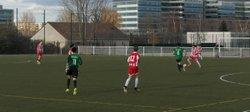 (U17) équipe 2 Championnat contre Clamart - Association Sportive des Cheminots de l'Ouest (A.S.C.O.)