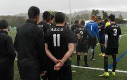 U19  Championnat contre Rueil Malmaison - Association Sportive des Cheminots de l'Ouest (A.S.C.O.)