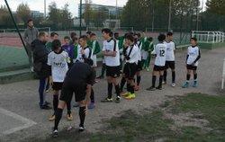 U17 A  Championnat contre La Salésienne - Association Sportive des Cheminots de l'Ouest (A.S.C.O.)