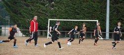 U15 contre Vallée du Guiers - Ascol Foot 38
