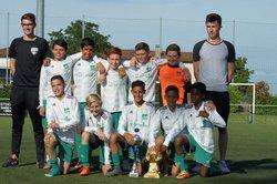 TOURNOI U13 DU CLUB: VICTOIRE DES U12 CRAPONNOIS! - AS CRAPONNE