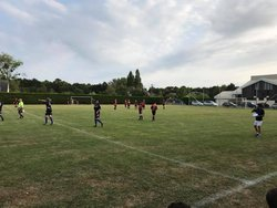 1er match amical, à Erdeven! 4-4 - A.S.C Sainte Anne d'Auray