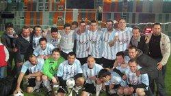 Finale coupe de District Corpo saison 2012-2013 - AS CTE