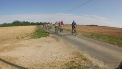 Sortie vélo 2016 - Association Sportive de Dangeau