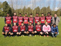 Match Alluyes/Dangeau - Association Sportive de Dangeau
