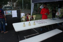 TOURNOI DE FOOT A 7 LE 06 08 2016 STADE CHAUDRON B - ASSOCIATION SPORTIVE ENTENTE DIONYSIENNE