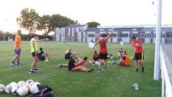 Reprise des entraînements féminines et U17 - Atom Sport Football Pierrelatte