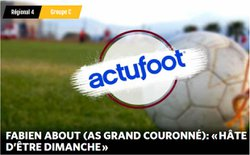 Article ACTUFOOT